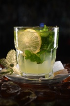 Hot winter Mojito 2